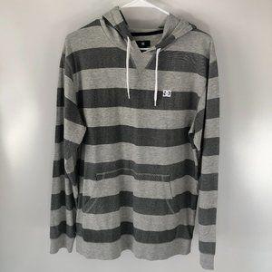 DC Striped Hoodie